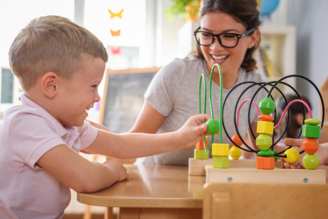 The Battelle Developmental Inventory, Third Edition (BDI-3™) from Riverside Insights™ helps to assess the mastery of developmental milestones in children from birth to 7 years, 11 months. (Photo: Business Wire)