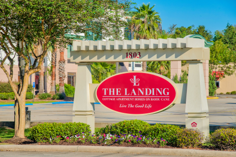 Transcontinental Realty Investors acquisition, The Landing at Bayou Cane in Houma, Louisiana (Photo: Business Wire)