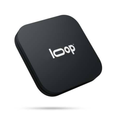 New Loop Player for commercial and public venues. (Graphic: Business Wire)
