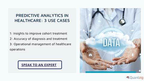 Predictive Analytics in Healthcare: 3 Use Cases