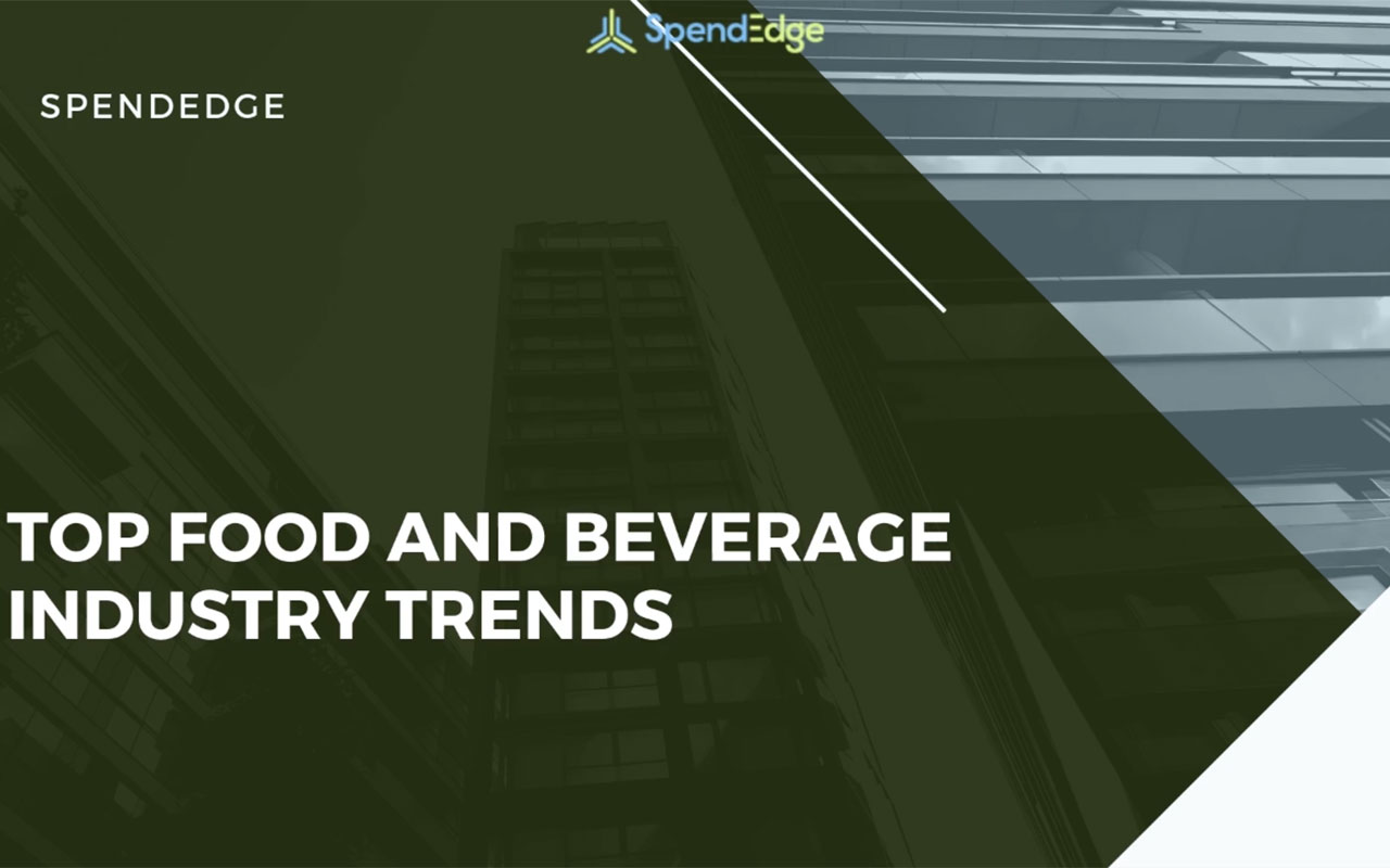 Top Food and Beverage Industry Trends.