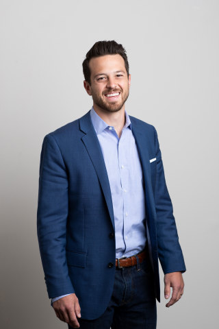 InMoment's Levi Roberts is recognized as one of Utah's 40 young business professionals helping to expand and evolve Utah's growing business influence. (Photo: Business Wire)