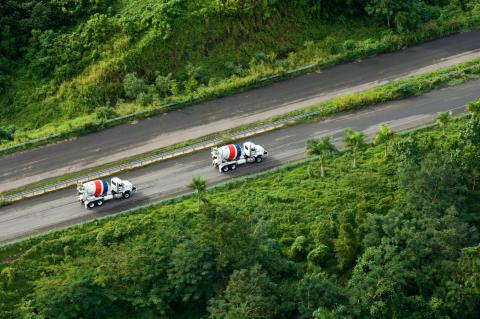 CEMEX redujo sus emisiones directas de CO2 en más de 22%. (Foto: Business Wire)
