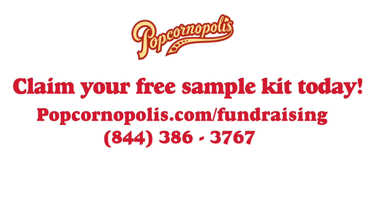 Fundraising has never been more easy or delicious than with Popcornopolis! Hear from our non-profit fundraising success stories and start your own popcorn fundraiser. Achieve your campaign goal and enjoy the experience! The Popcornopolis Fundraising Program gives organizations a straightforward, reliable pathway to success. Learn more and request your FREE sample kit today at https://www.popcornopolis.com/fundraising