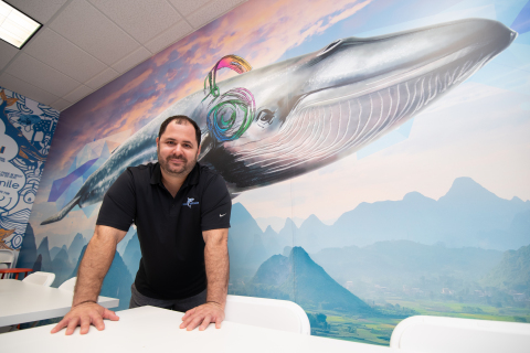 David Lopez, Founder of Dental Whale (Photo: Business Wire)