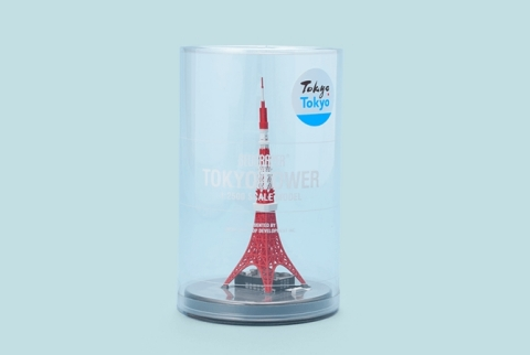GEOCRAPER Tokyo Tower (Photo: Business Wire)