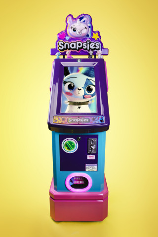 Funko's Snapsies machine (Photo: Business Wire)