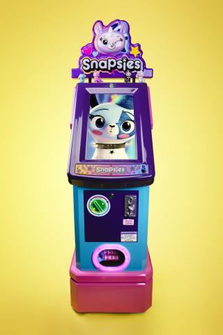 Funko's Snapsies machine (Photo: Business Wire)