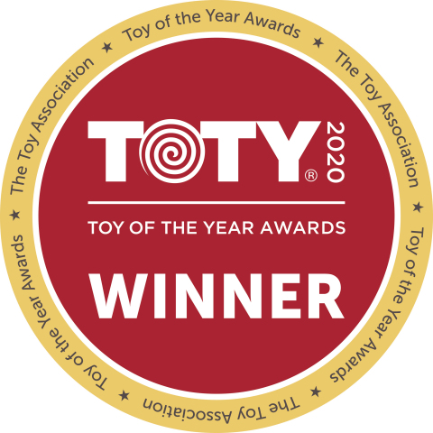"""Mattel Receives Record Number of """"Toy of the Year"""" Awards (Graphic: Business Wire)"""