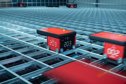AutoStore Announces Newest Distribution Partner, Fortna Inc. (Photo: Business Wire)