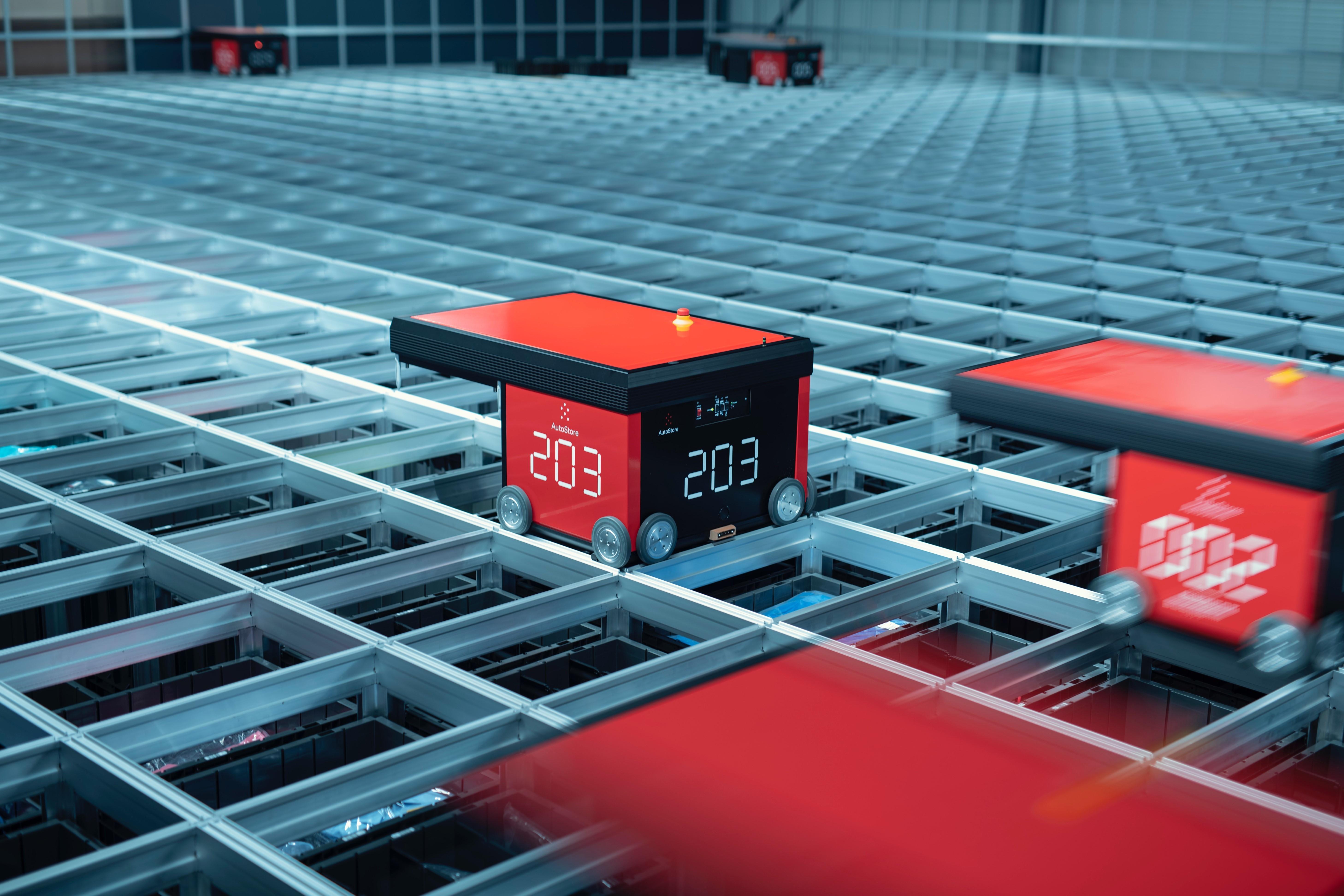 Autostore Announces Newest Distribution Partner Fortna Inc Business Wire