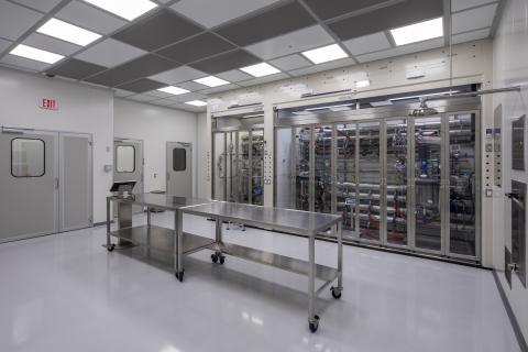 New Dipharma cGMP Kilolab located at its CDMO site, Kalexsyn Inc., in Kalamazoo (MI), USA. (Photo: Business Wire)