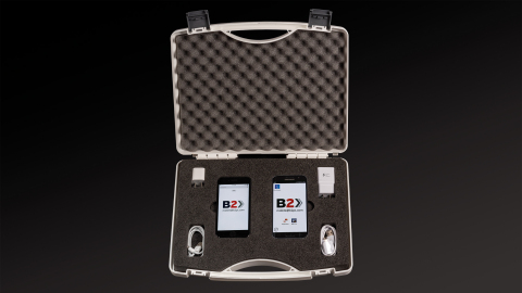 B2's New Mobile Test Suite (Photo: Business Wire)