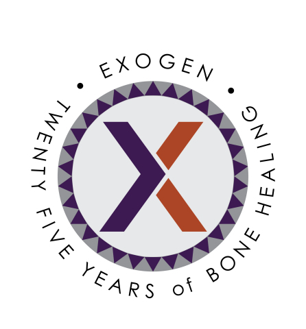 EXOGEN 25 Years of Bone Healing (Photo: Business Wire)
