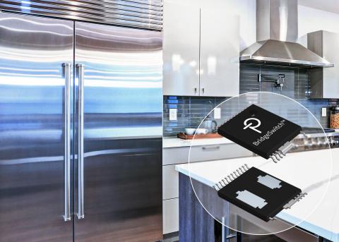 Power Integrations的无刷直流电机驱动器IC产品系列 已扩展至400 W (图示:美国商业资讯)