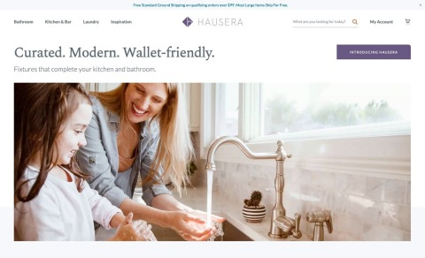 Hausera is founded on the twin concepts of pride and joy – the pride one feels by acting on inspiration and executing a remodeling vision, and the joy of achieving that vision on budget and taking pleasure in the result for years. (Photo: Business Wire)