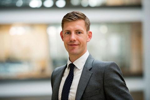 Jonas Hjortshøj, CCO (Photo: Business Wire)