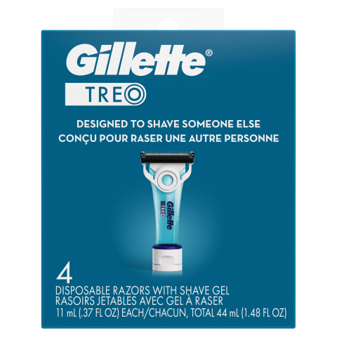 Gillette TREO (Photo: Business Wire)
