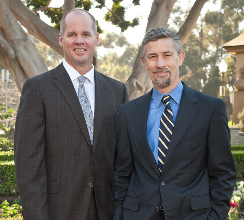 Attorneys Stephen Estey and Michael Bomberger (Photo: Business Wire)