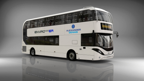 BAE Systems will power up to 600 buses in Ireland with emission reducing electric propulsion systems. (Photo: BAE Systems)