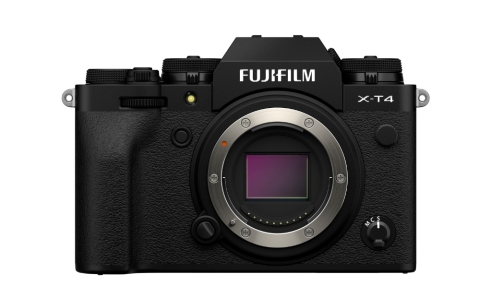 The X-T4 has become FUJIFILM's latest flagship APS-C mirrorless camera and has boosted its feature set for both video and photo, including an articulating screen, in-body image stabilization, 15 fps shooting. (Photo: Business Wire)
