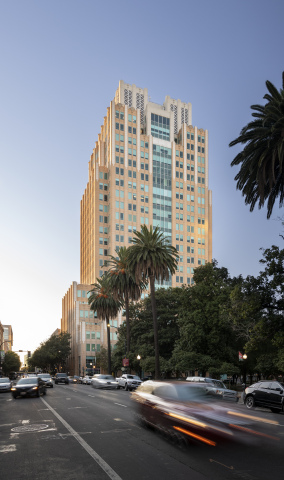 Prime US REIT & KBS Park Tower (Photo: Business Wire)