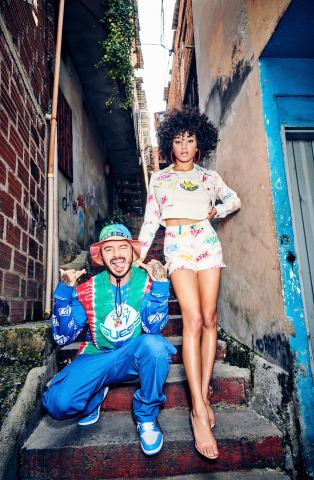 GUESS?, Inc. Announces the Return of Global Music Superstar J Balvin With Spring 2020 GUESS x J Balvin Colores Capsule Collection and Campaign