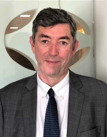 Philippe Charleux, Senior Vice President of Total Marketing Services S.A.S., a subsidiary of Total S.A. (Photo: Business Wire)