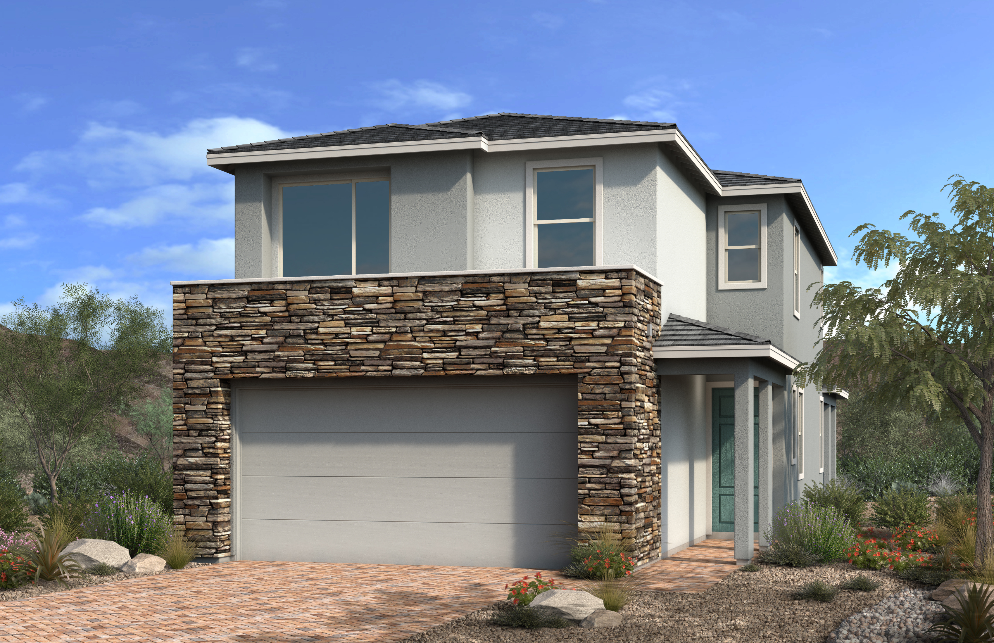 Kb Home Announces The Grand Opening Of Two New Communities In