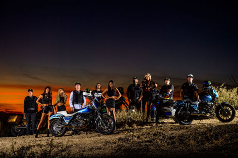 Monster Energy Releases 'The UNKNOWN Ride 2' Motorcycle Action Film on YouTube Today (Photo: Business Wire)