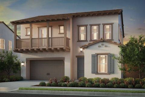New KB homes now available in Irvine. (Photo: Business Wire)