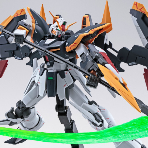 MG 1/100 GUNDAM DEATHSCYTHE EW (ROUSSETTE UNIT) (Photo: Business Wire)