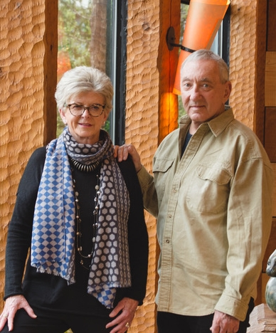 Barbara and Scott Bice (Photo: Business Wire)