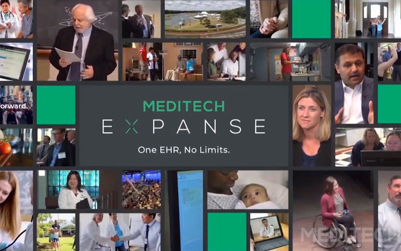 Watch this video to learn more about Expanse Patient Care, MEDITECH's intuitive, web-based software that empowers nurses and therapists to mobilize care delivery using the device best suited for the task at hand.