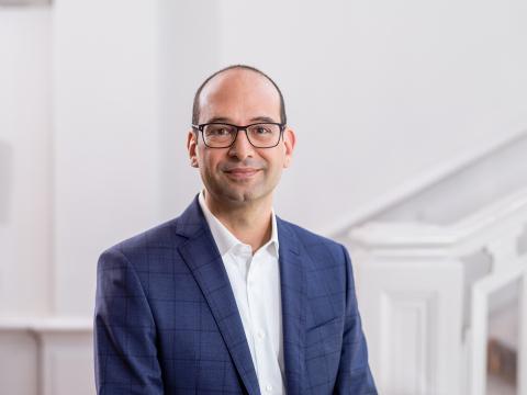 Kiumars Hamidian, Managing Partner BearingPoint (Photo: Business Wire)