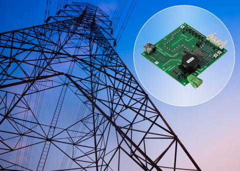 Power Integrations 提供便捷的 SCALE-2 隨插即用閘極驅動器適用於緊壓包裝 IGBT 模組 (圖片:美國商業資訊)