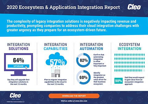 Download the 2020 Ecosystem & Application Integration Report