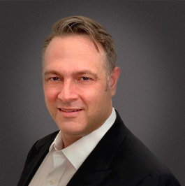 Dave Geiling, newly appointed Kymeta Vice President of Sales, Asia Pacific (Photo: Business Wire)