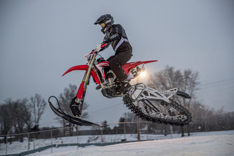A SnowCheck Exclusive model for 2021, the new 120 SX will taker racers one place – the podium. (Photo: Business Wire)