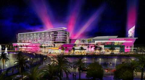 Introducing Distrito T-Mobile : Un-carrier Deepens Commitment to Puerto Rico with 10-Year Investment in New Entertainment Complex (Photo: Business Wire)
