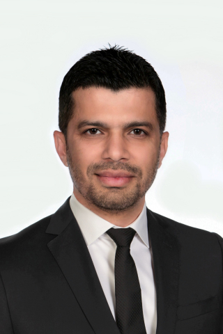 Aurangzaib Khan Appointed i2c Inc. General Manager for Middle East and Africa (Photo: Business Wire)
