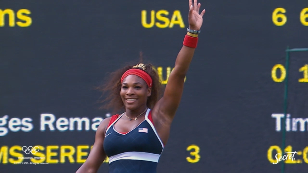 Secret Deodorant | 'Not The First' with Serena Williams and Swin Cash – All Strength, No Sweat