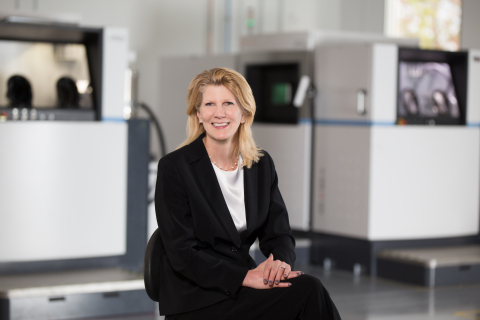 Sherry Handel, Executive Director, Additive Manufacturer Green Trade Association (Photo: Business Wire)