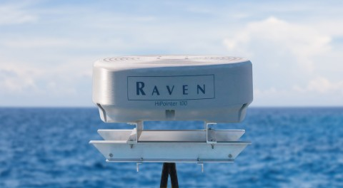 Raven Aerostar's HiPointer 100 is the warfighter's radar perception tool of choice for a wide variety of missions. Advanced autonomous tracking algorithms and a compact form enable unmanned vehicle perception as well as advanced situational awareness on an array of platforms. (Photo: Business Wire)