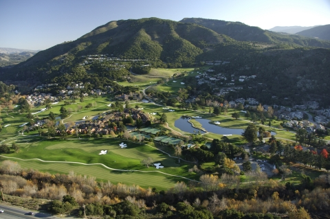 Carmel Valley Ranch Aerial View (Photo: Business Wire)