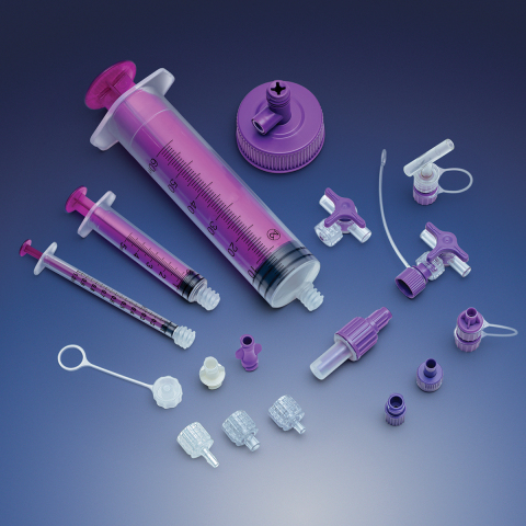 Qosina is the trusted supplier of enteral components for medical devices. (Photo: Business Wire)