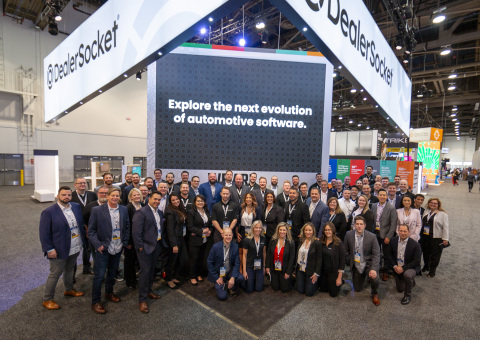 DealerSocket at NADA 2020 (Photo: Business Wire)