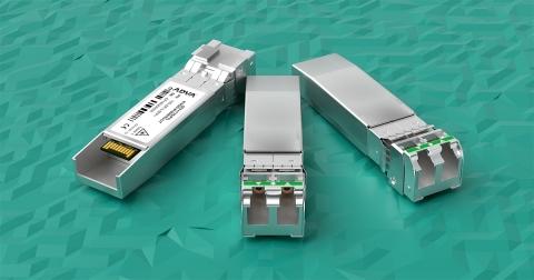 Die G.metro-Lösung von ADVA behebt Engpässe im Zugangsnetz und spart wertvolle Glasfaserressourcen (Foto: Business Wire)