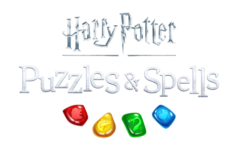 Zynga Announces Harry Potter: Puzzles & Spells, A Magical Match-3 Mobile Game (Graphic: Business Wire)