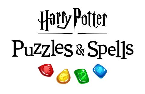 Zynga发布魔法三消手游《Harry Potter: Puzzles & Spells》(图示:美国商业资讯)